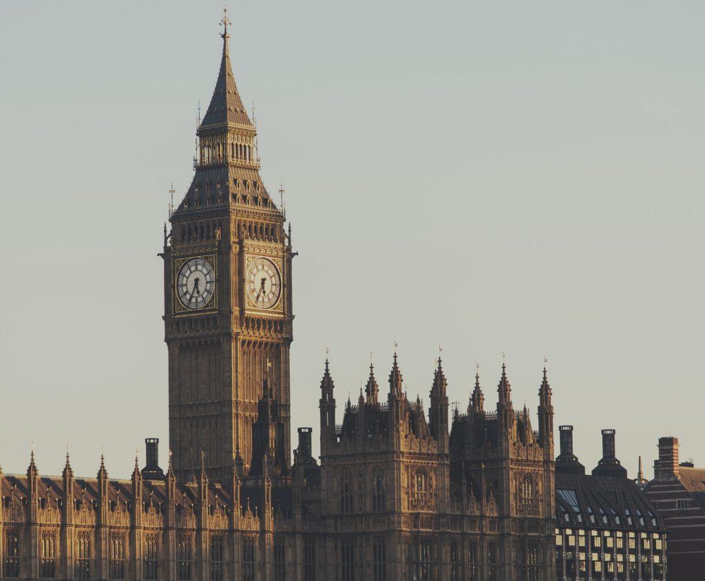 London landmark: Big Ben